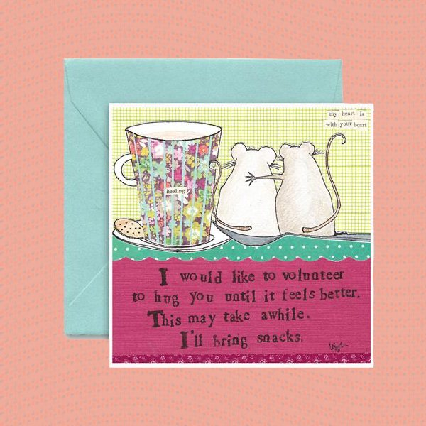 Best Support Greeting Cards