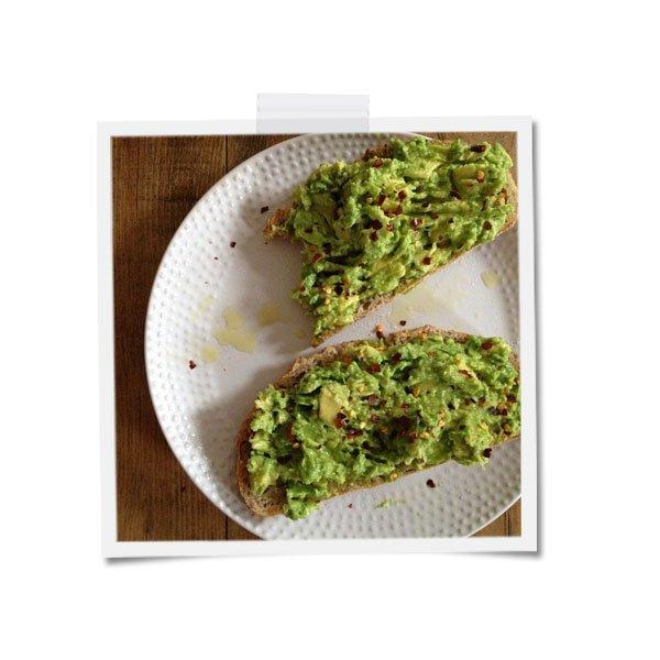 Insanely Good Avocado Toast