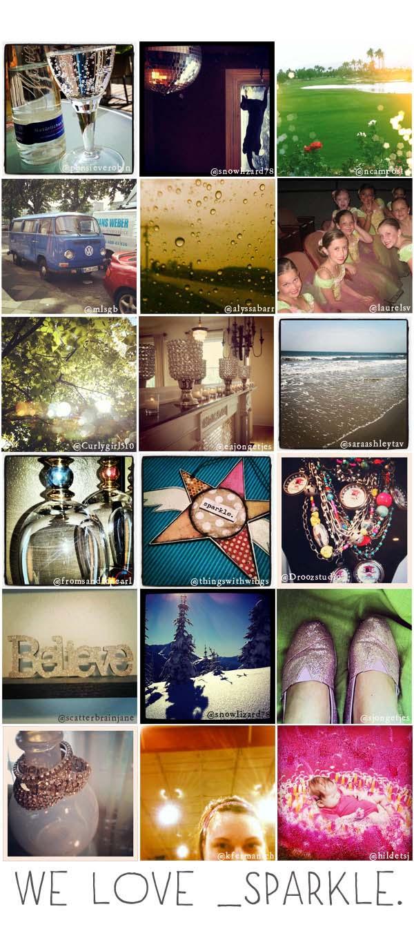 """CGD Instagram Scavenger Hunt: """"Sparkle"""""""